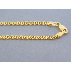 Zlatá retiazka žlté zlato očká DR45874Z 14 karátov 585/1000 8.74g