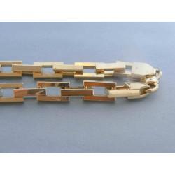 Zlatá reťaz DR555247Z 14 karátov 585/1000 247g