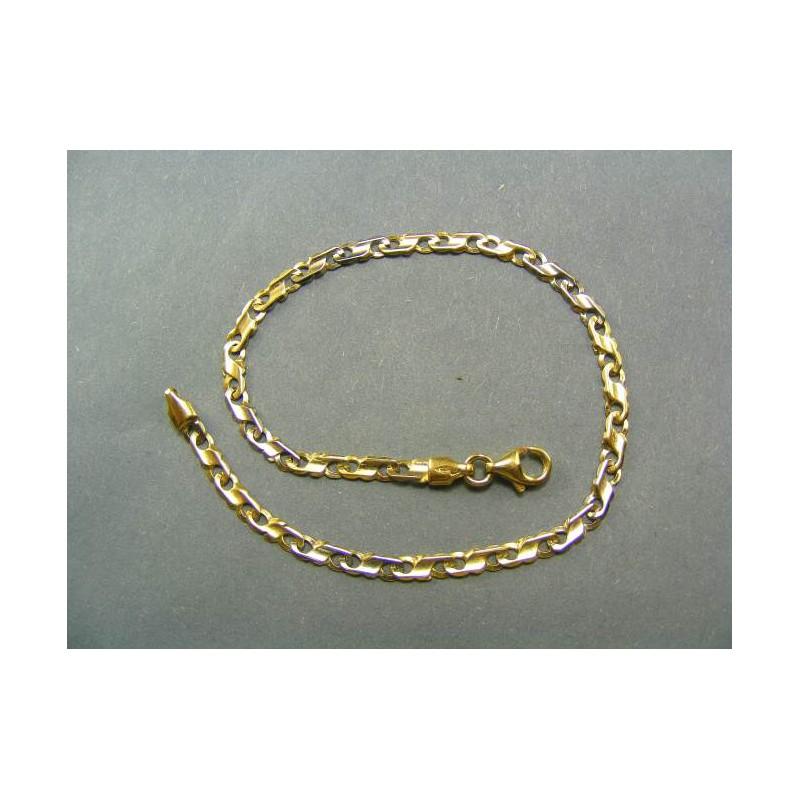 f3e5c2382 Zlatý náramok zo žltého zlata. Loading zoom