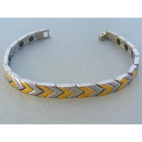 Magnetický náramok ch. oceľ DNO202489pa d1233fd222f