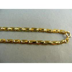 Zlatá retiazka zo žltého zlata DR44664