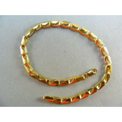 Zlatý náramok dámsky žlté zlato VN20315Z
