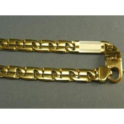 Zlatá retiazka hrubý dolárovy vzor VR556184