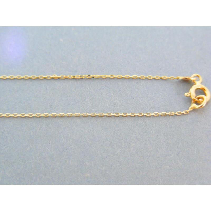 bf8e0baec Zlatá retiazka s príveskom korytnačky žlté zlato VR44276Z 14 karátov  585/1000 2.76g. Loading zoom