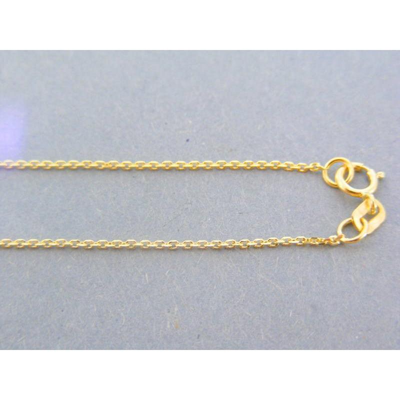 d38750678 Zlatá retiazka žlté zlato ručný vzor DR50165Z 14 karátov 585/1000 1.65g. Loading  zoom