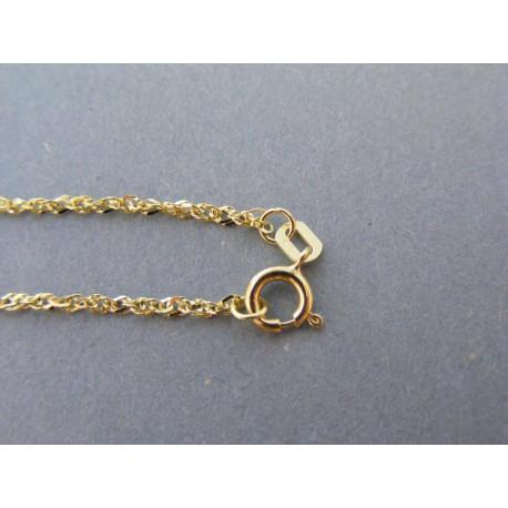 d32a0df0e Zlatý dámsky náramok vzorovaný DN17085Z 14 karátov 585/1000 0,85g. Loading  zoom