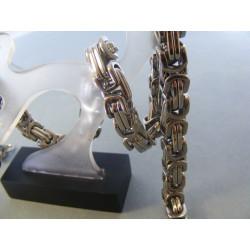 Náhrdelník z chirurgickej ocele DRO6014266 316 L 142,66 g