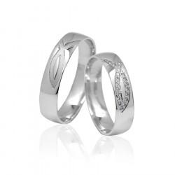 Svadobné obrúčky model 56623033