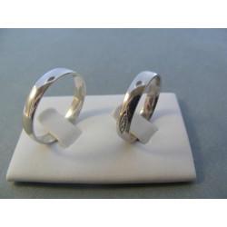 Svadobné obrúčky model 60F 56622528