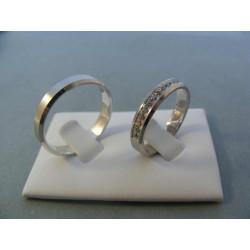 Svadobné obrúčky model 13/F 56623336
