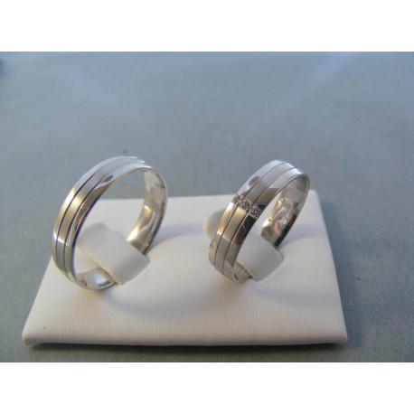 Svadobné obrúčky model 42/11 56623235