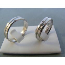 Svadobné obrúčky model 31/P8 56623438