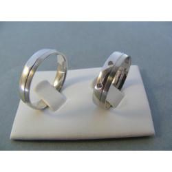 Svadobné obrúčky model 42/C 56623235