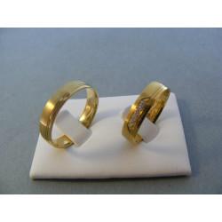 Svadobné obrúčky model 42/G 56623235