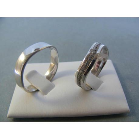 Svadobné obrúčky model 31/F 56623343