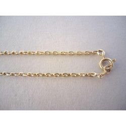 Zlatá retiazka zo žltého zlata DR445576Z 14 karátov 585/1000 5,76g