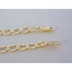 Zlatá retiazka DR54605Z žlté zlato 14 karátov 585/1000 6,05g