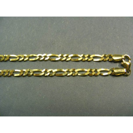 70e33c7b5 Zlatá retiazka vzor figaro